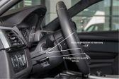 BMW 3-Series 2015 - Внутренние размеры