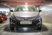 Hyundai Solaris 2014 - Внешние размеры