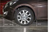 Hyundai Solaris 2014 - Клиренс