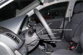 Hyundai Solaris 2014 - Внутренние размеры