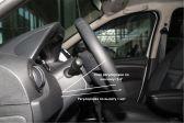 Renault Duster 2015 - Внутренние размеры