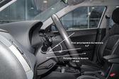 Hyundai Creta 2015 - Внутренние размеры