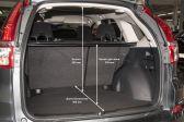 Honda CR-V 2015 - Размеры багажника