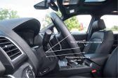 Ford Explorer 2014 - Внутренние размеры