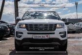 Ford Explorer 2014 - Внешние размеры