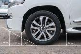 Toyota Land Cruiser 2015 - Клиренс