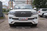 Toyota Land Cruiser 2015 - Внешние размеры
