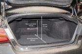 Infiniti Q70 2014 - Размеры багажника