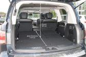 Infiniti QX80 201412 - Размеры багажника