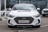 Hyundai Elantra 201509 - Внешние размеры
