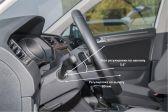 Volkswagen Tiguan 201601 - Внутренние размеры