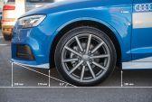 Audi A3 201604 - Клиренс