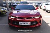 Chevrolet Camaro 2015 - Внешние размеры