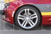 Chevrolet Camaro 2015 - Клиренс