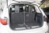 Infiniti QX60 201609 - Размеры багажника