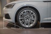 Audi A5 201612 - Клиренс