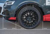 Audi Q3 201609 - Клиренс