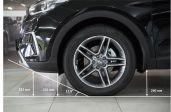 Hyundai Grand Santa Fe 2016 - Клиренс