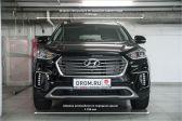 Hyundai Grand Santa Fe 2016 - Внешние размеры
