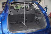 Citroen C4 Picasso 2016 - Размеры багажника