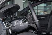 BMW 5-Series 201610 - Внутренние размеры