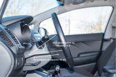 Kia Cerato 201611 - Внутренние размеры