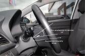 Hyundai Solaris 201702 - Внутренние размеры