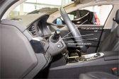 Geely Emgrand GT 2015 - Внутренние размеры