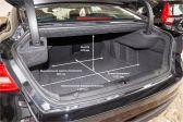 Geely Emgrand GT 2015 - Размеры багажника