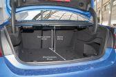 BMW 4-Series 2017 - Размеры багажника