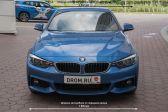BMW 4-Series 2017 - Внешние размеры