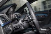 BMW 4-Series 2017 - Внутренние размеры