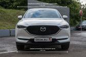 Mazda CX-5 201611 - Внешние размеры