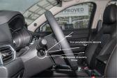 Mazda CX-5 2016 - Внутренние размеры