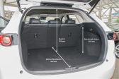 Mazda CX-5 201611 - Размеры багажника