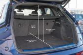 Audi Q5 201609 - Размеры багажника