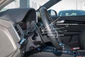 Audi Q5 201609 - Внутренние размеры