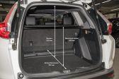 Honda CR-V 2016 - Размеры багажника