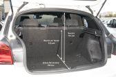 BMW 1-Series 201706 - Размеры багажника