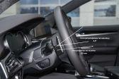 BMW 6-Series Gran Turismo 2017 - Внутренние размеры