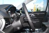 Chevrolet Traverse 201701 - Внутренние размеры