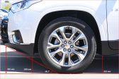 Chevrolet Traverse 201701 - Клиренс
