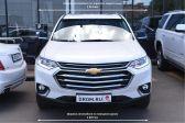Chevrolet Traverse 201701 - Внешние размеры