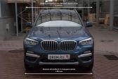 BMW X3 201706 - Внешние размеры