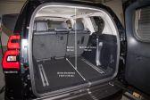 Toyota Land Cruiser Prado 201709 - Размеры багажника