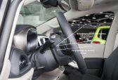 Chrysler Pacifica 2016 - Внутренние размеры