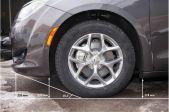 Chrysler Pacifica 2016 - Клиренс