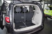 Chrysler Pacifica 2016 - Размеры багажника
