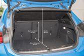 BMW X2 2017 - Размеры багажника