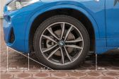 BMW X2 2017 - Клиренс